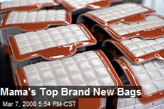 Mama's Top Brand New Bags