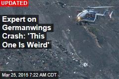 Germanwings Crash Stumps Experts