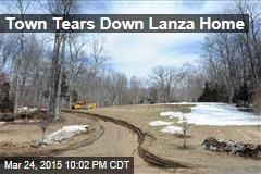 Adam Lanza Home Torn Down