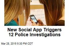 Social App Sparks Bullying, Nude Pics, Bomb Threats