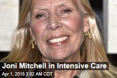 Joni Mitchell in Intensive Care