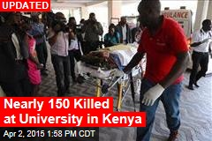 2 Killed as Gunmen Storm Kenya University