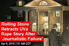 Rolling Stone Apologizes, Retracts UVa Article