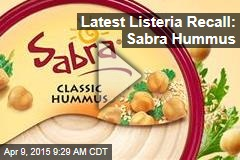 30K Cases of Hummus Recalled Over Listeria