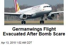 Germanwings Flight Evacuated After Bomb Scare