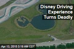Disney Driving Experience Turns Deadly