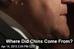 Where Did Chins Come From?