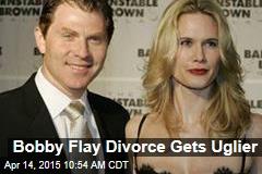 Bobby Flay Divorce Gets Uglier