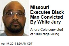 Missouri Executes Black Man Convicted By White Jury