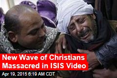 New Wave of Christians Killed in ISIS Video