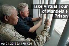 Take Virtual Tour of Mandela's Prison
