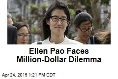 Ellen Pao Faces Million-Dollar Dilemma