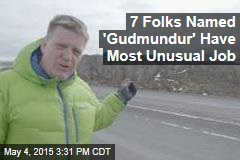 7 Folks Named Gudmundur Can Answer All Your Iceland Qs
