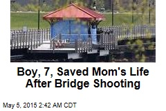 Boy, 7, Saved Mom's Life After Bridge Shooting