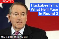 Mike Huckabee to Declare 2016 Run Today