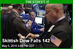 Skittish Dow Falls 142