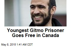 Youngest Gitmo Prisoner Goes Free in Canada