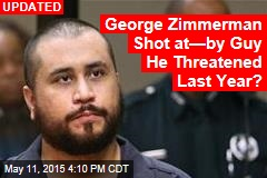 George Zimmerman Shot in Fla. Incident