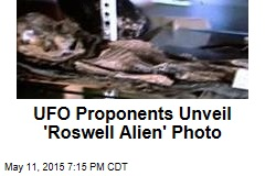 Roswell Alien Photo May Be 'Mummified Child'