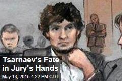Prosecutor Wants Death: Tsarnaev Trial Goes to Jury