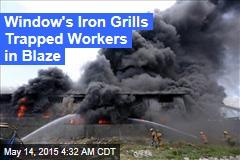 Toll Hits 72 in Footwear Factory Blaze
