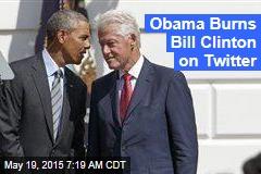 Presidents Go a Little Wild on Twitter