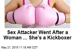 Judge Gives Kickboxer $785 for Choking Her Attacker
