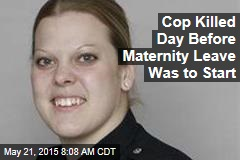 Cop Killed Day Before Maternity Leave Was to Start