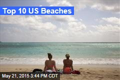 Top 10 US Beaches