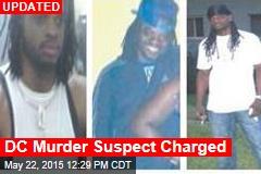 DC Murder Suspect Captured