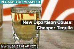 New Bipartisan Cause: Cheaper Booze