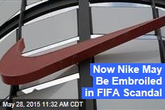 Now Nike May Be Embroiled in FIFA Scandal