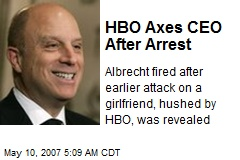 HBO Axes CEO After Arrest