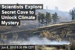 Ancient Cave Remains May Unlock Climate Mystery