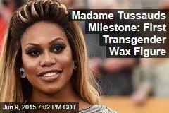 Madame Tussauds Milestone: First Transgender Wax Figure