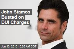 John Stamos Busted on DUI Charges