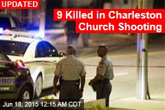 'Multiple Fatalities' in SC Church Shooting