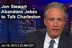 Jon Stewart: Charleston Attack Is Terrorism