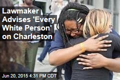 Lawmaker Can't Sleep, Leaves Note About Charleston