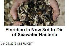 Floridian Is Now 3rd to Die of Seawater Bacteria