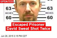 Escaped Prisoner David Sweat Has Been Shot