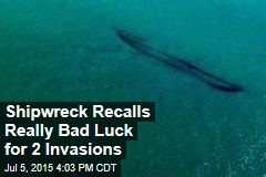 Researchers Spot Medieval 'Kamikaze' Shipwreck
