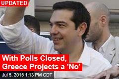 Polls Close on Greece's Key Vote