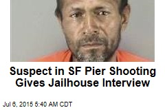 SF Suspect: Pier Shooting Was an Accident