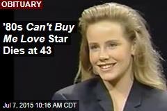 '80s Rom-Com Star Dies at 43
