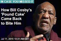 bill cosby pound cake speech example