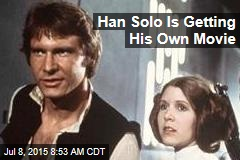 Han Solo Is Getting His Own Movie