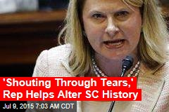 SC House Votes to Take Down Confederate Flag