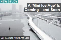 A 'Mini Ice Age' Is Coming—and Soon