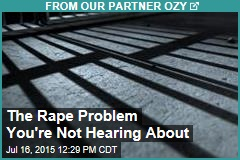 The Rape Problem You're Not Hearing About